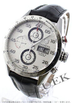 Tag Heuer TAGHEUER Carrera alligator leather mens CV2A11. FC6235
