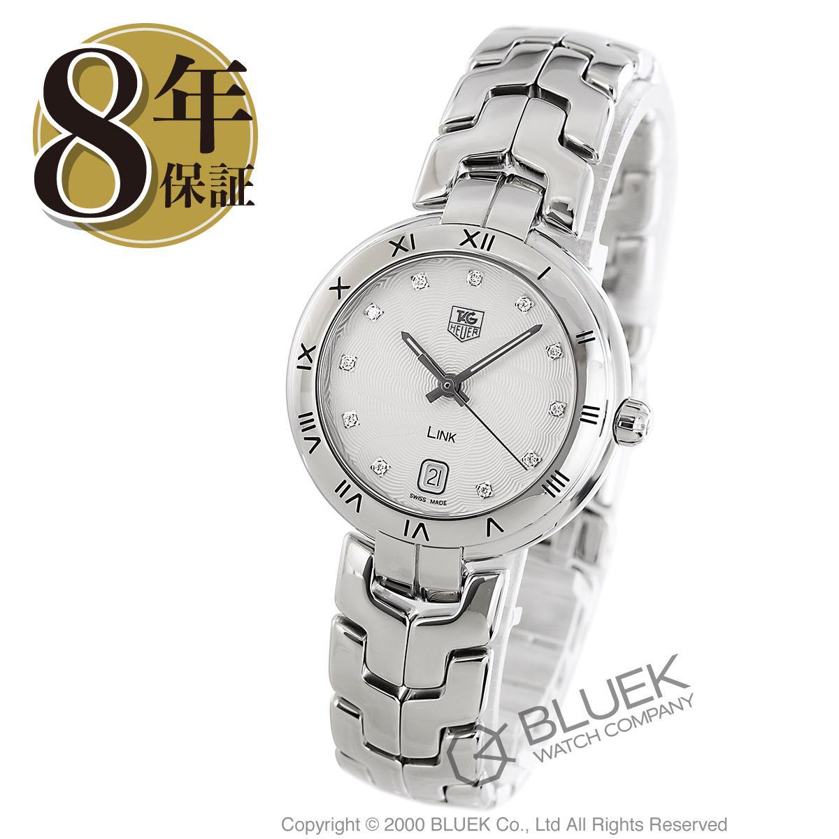 タグホイヤー リンク ダイヤ 腕時計 レディース TAG Heuer WAT1311.BA0956_8 バーゲン ギフト プレゼント