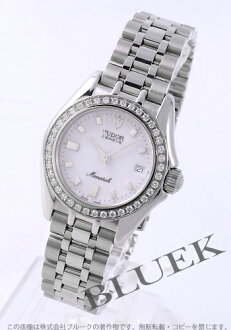 Tudor monarch DIA 15810 bezel white Womens