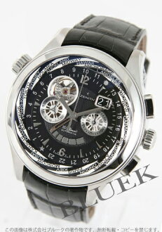 Zenith class traveller Murcia city El Primero automatic chronograph leather black mens 03.0520.4037/22.C660