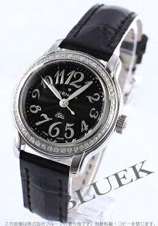 Zenith baby star elite DIA bezel automatic leather Black Womens 16.1220.67/21.C672