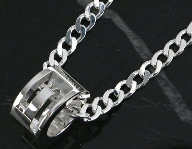Rakuten Japan sale ★ Gucci GUCCI G ring necklace sterling silver 223351