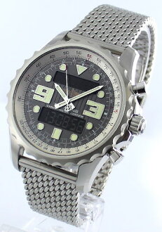 Breitling professional Chrono space gray mens A785F51ACA
