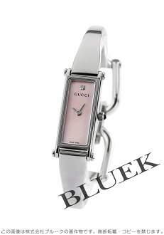 Gucci YA015 Bangle type 1 P Diamond Pink shell regular women's YA015554