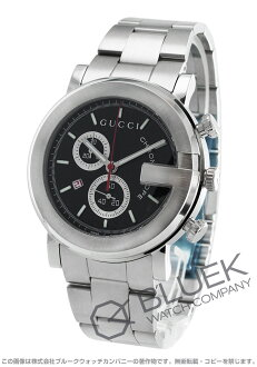Gucci YA101 chronograph black men YA101309
