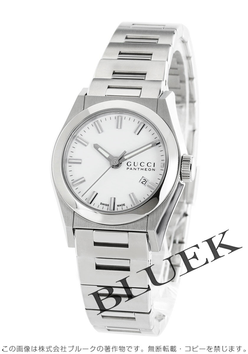 Gucci YA115 Pantheon white ladies YA115501