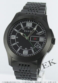 Gucci YA126 G timeless black mens YA126202