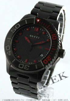 Gucci YA126 G timeless sport black men's YA126230