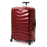 サムソナイト SAMSONITE スーツケース ファイアーライト スピナー 【FIRELITE】 75cm チリレッド 76220 1198 メンズ レディース
