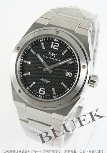 IWC Ingenieur automatic black mens IW322701