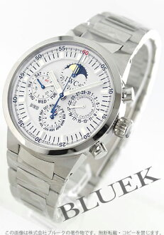 IWC GST perpetual calendar automatic chronograph white mens IW375618
