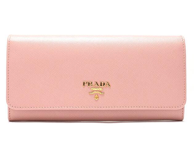 prada saffiano wallet women
