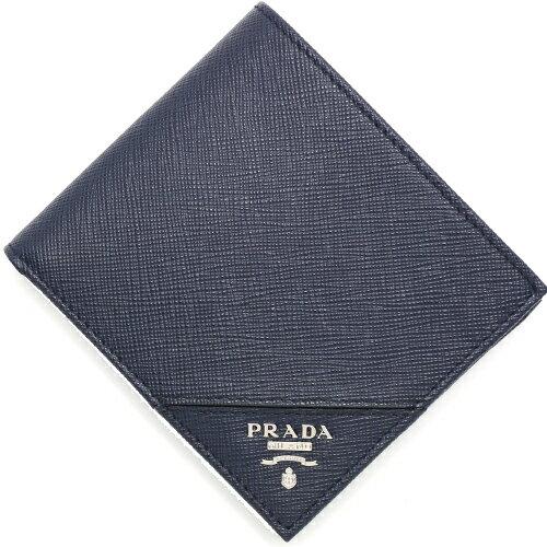 BLUEK | Rakuten Global Market: Prada PRADA two fold wallet ...