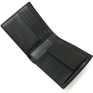 ボッテガヴェネタ(ボッテガ・ヴェネタ)BOTTEGAVENETA二つ折財布イントレチャートブラック193642V46511000メンズ