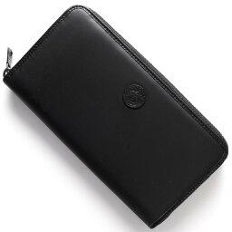 ハンティングワールド HUNTING WORLD 長財布 BATTUE ORIGIN ブラック 827 1A3 メンズ