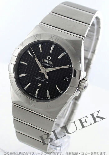 OMEGA Constellation Co-Axial Chronometer 123.10.38.21.01.002