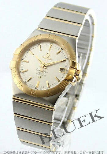 OMEGA Constellation Co-Axial Chronometer 123.20.35.20.02.002