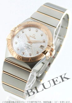 OMEGA Constellation Co-Axial 123.20.35.20.52.003