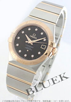 OMEGA Constellation Co-Axial Chronometer 123.20.35.20.63.001