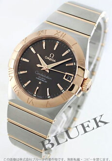 OMEGA Constellation Co-Axial Chronometer 123.20.38.21.13.001