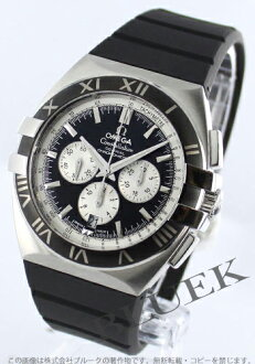 Omega Constellation double eagle chronograph chronometer 1819.51.91 co-axial mens