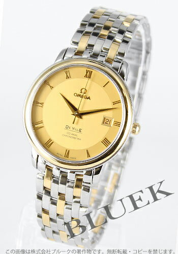 OMEGA De Ville Prestige Co-Axial Chronometer 4374.11