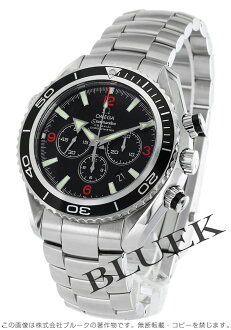Omega Seamaster Planet Ocean chronograph 45 mm 2210.51 co-axial chronometer black mens