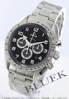 Omega speed master broad arrow chronometer automatic chronograph black men 321.10.44.50.01.001