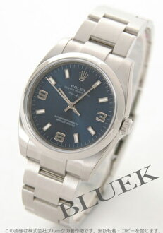 Arabian men's Blue Air-King Ref.114200 Rolex