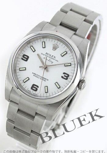 Rolex Air King Ref.114200 white Arabian men
