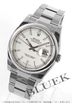Men's Rolex Datejust Ref.116200 in white