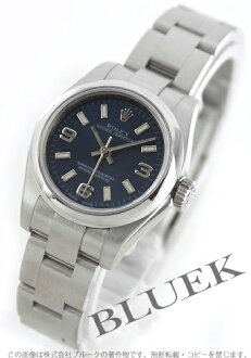 Rakuten Japan sale ★ Rolex Oyster Perpetual Ref.176200 blue Arabic ladies