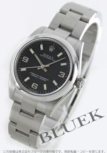 Rolex Oyster Perpetual Ref.177200 black Arabian boys