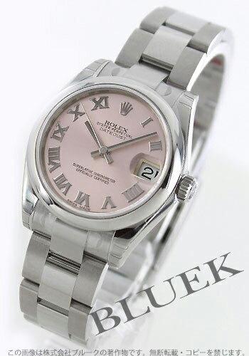 Rolex Datejust Ref.178240 pink Roman boys