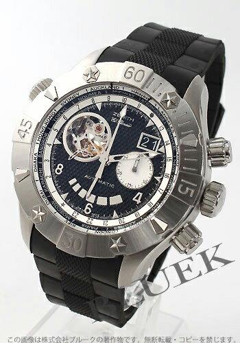 Zenith Zenith El Primero defy classic mens 03.0526.4037/21.R642 watch clock