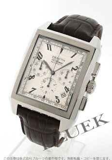 Zenith ground port royal L primero white men 03.0550.400/02.C507