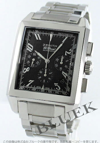 Zenith ground port royal L primero black men 03.0550.400/22.M550