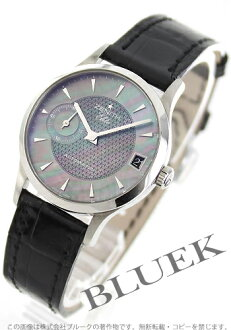 Zenith class elite automatic small second leather black shell Womens 03.1025.680/81.C672