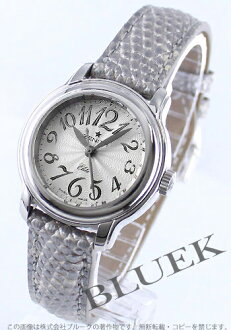Zenith Kurono master baby star elite lizard leather silver Lady's 03.1220.67/01.C530
