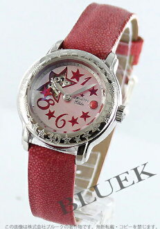 Zenith baby star オープンシー automatic galuchat leather pink shell Womens 03.1223.68/82.C630