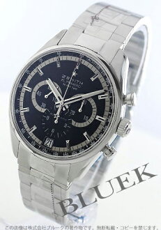 36000 Zenith L primero VPH automatic chronograph black men 03.2040.400/21.M2040