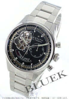 Zenith El Primero Chronomaster automatic chronograph power reserve black mens 03.2080.4021/21.M2040