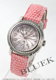 Zenith Chronomaster baby star elite DIA bezel leather Pink ladies 16.1220.67/71.C533