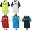 【サッカーウエア】ASICS(アシックス)ジュニアプラクティス HSシャツ XS6243【350】