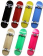 【スケートボードデッキ】BLANK DECK(ブランクデッキ)コンプリート(完成品)※ウィールのデザインが変わる場合があります。 【350】