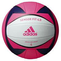 【バレーボール】ADIDAS(アディダス)センサ−フィット4.0 4号 AV416P【350】【ラッキーシール対応】の画像