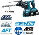 28mm 18V(6.0Ah)充電式ハンマドリル マキタ HR282DPG2【460】【ラッキーシール対応】