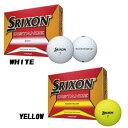 【ゴルフボール】SRIXON(スリクソン)NEW DISTANCE BALL×1ダース(12P)【350】【ラッキーシール対応】