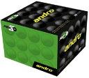 【卓球ボール】ANDRO(アンドロ)40mm アンドロポリS(72個入)162230【350】【ラッキーシール対応】