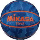 【バスケットボール】MIKASA(ミカサ)カモフラージュ柄 5号球 B530YCFBL【750】